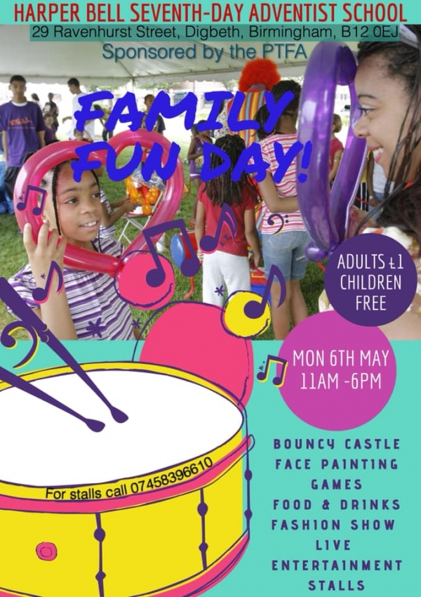 Harper Bell Seventh-Day Adventist School Family Day | Recognize
